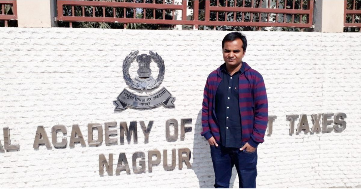 UPSC Topper IAS Anubhav Singh