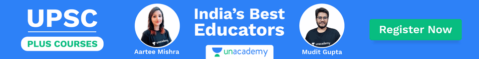 Unacademy Plus IAS Coaching