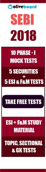 SEBI Mock Tests