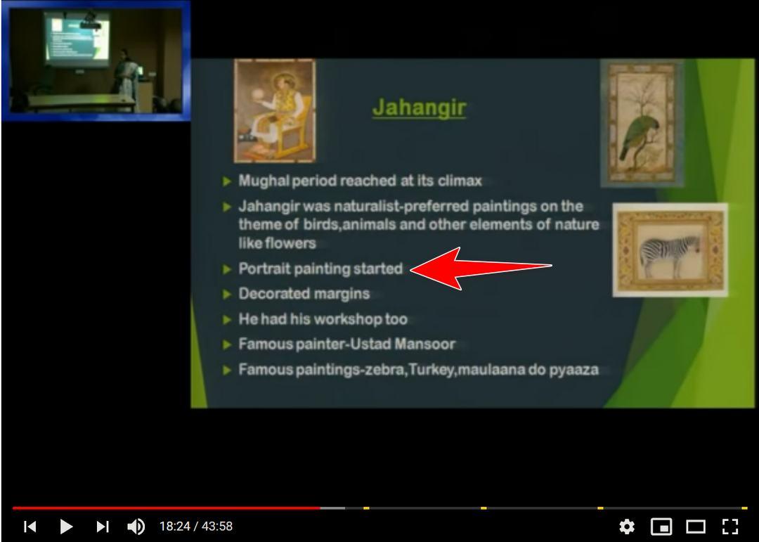 Ishani Pandya Lecture
