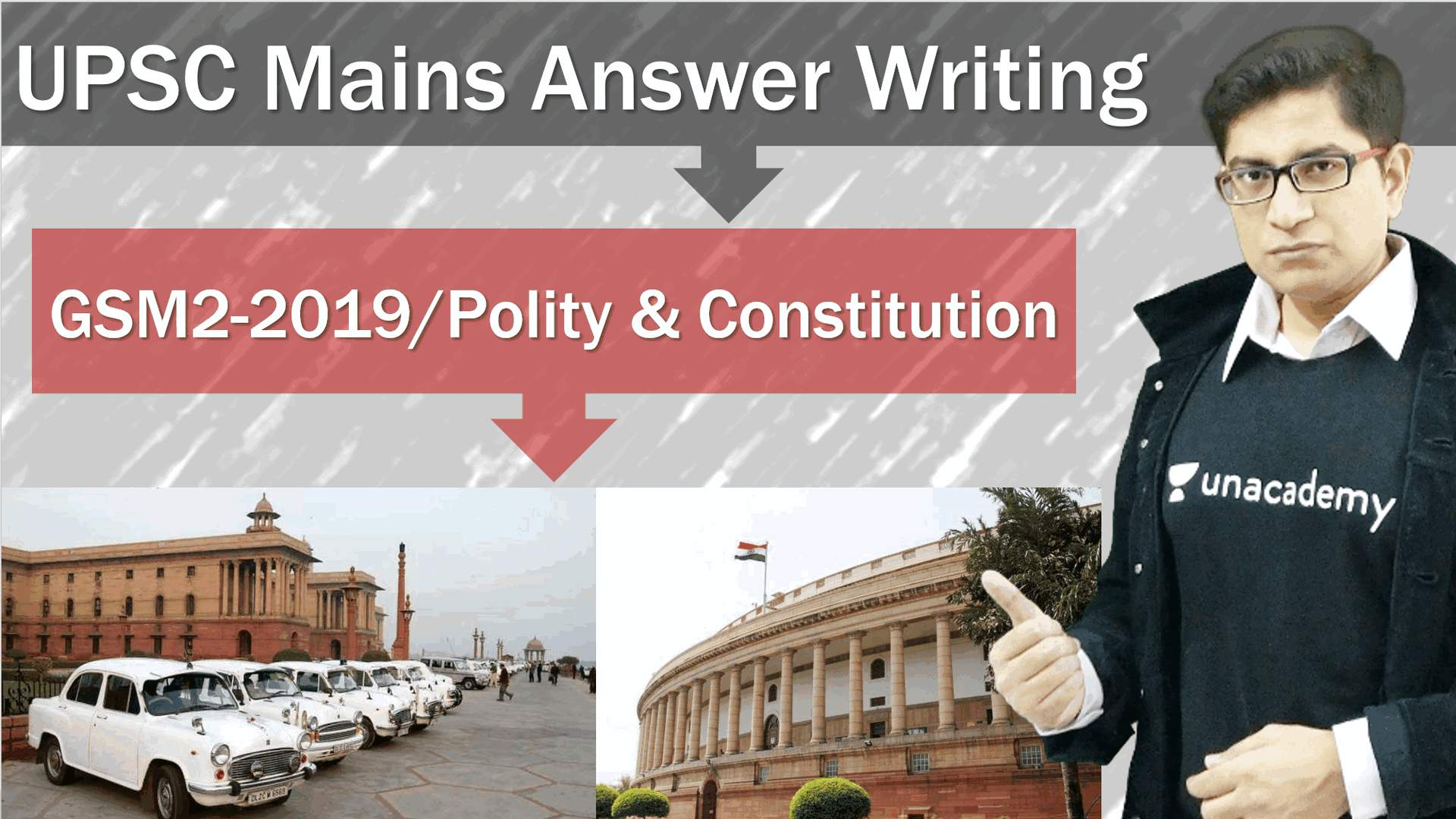 UPSC Mains 2019 Model Answers for GSM2 Polity