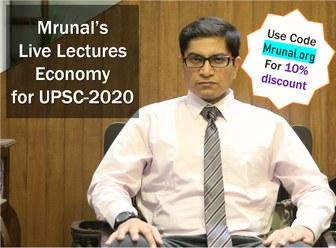Mrunal's Economy Course