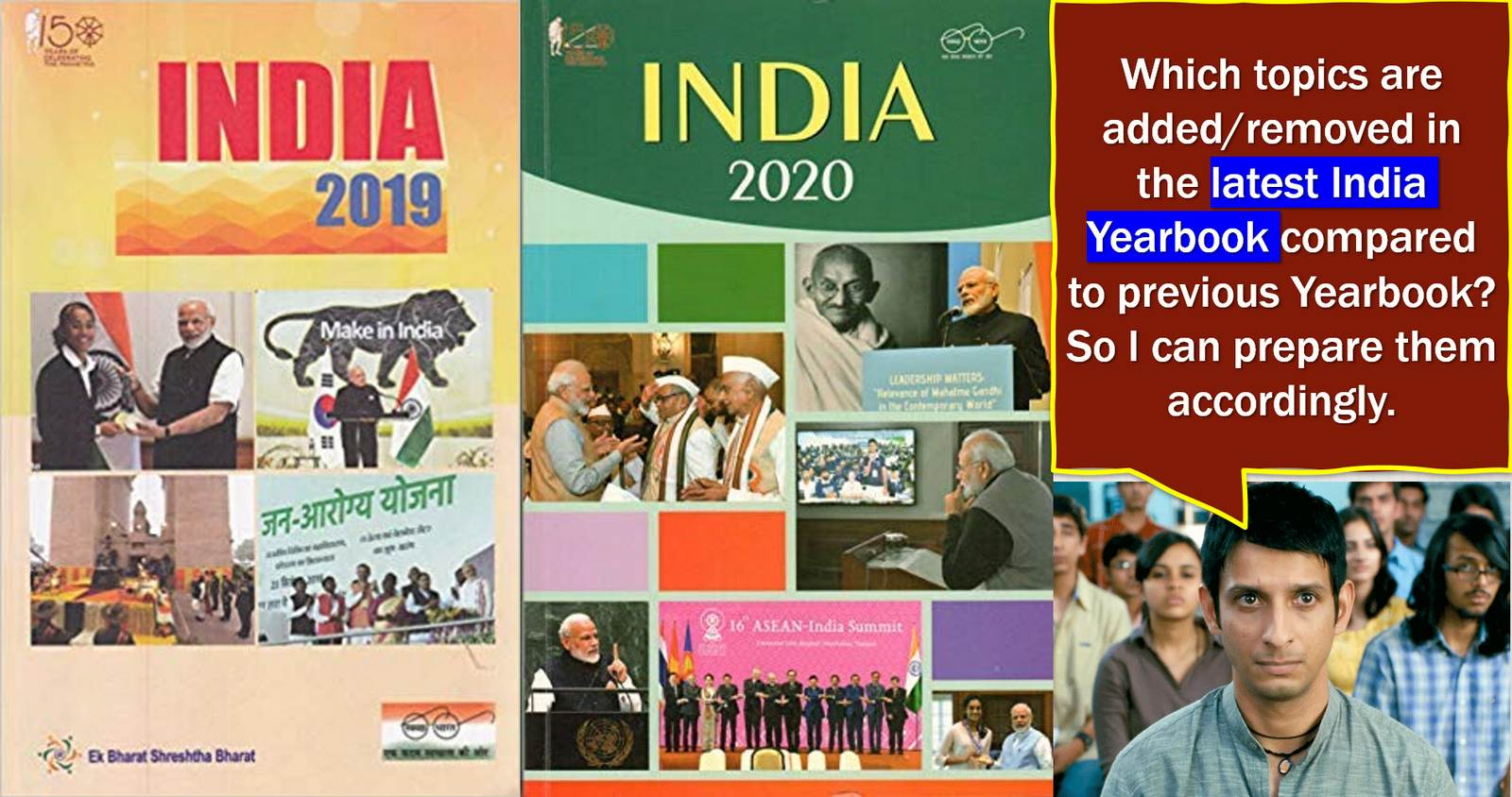 ndia Yearbook 2020 for UPSC worth upgrade?
