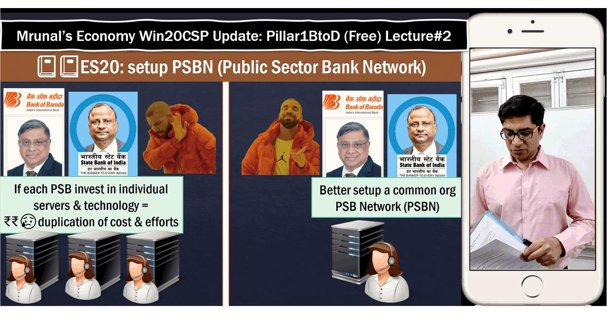 Mrunal's Free Economy Update Pack Pillar1BtoD: YesBank AT1 Bonds, IBC Amendments
