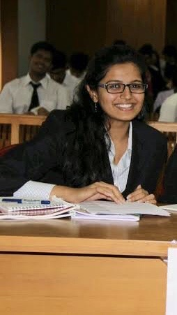 Akarshi Jain UPSC Topper National Law University Jodhpur