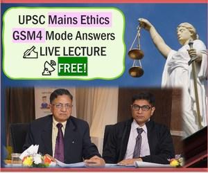 Unacademy Mrunal Unacademy GSM4 Ethics