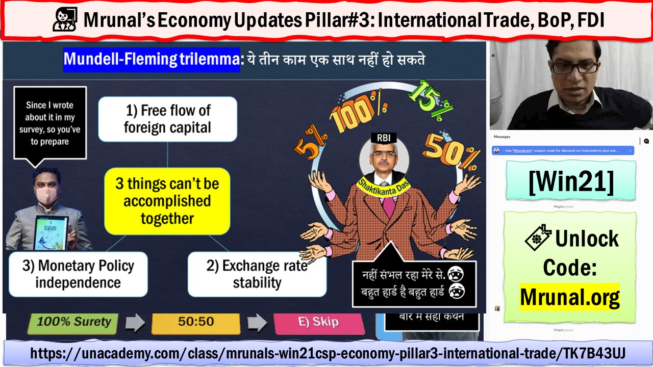 Mrunal's win21 Economy Lecture Series